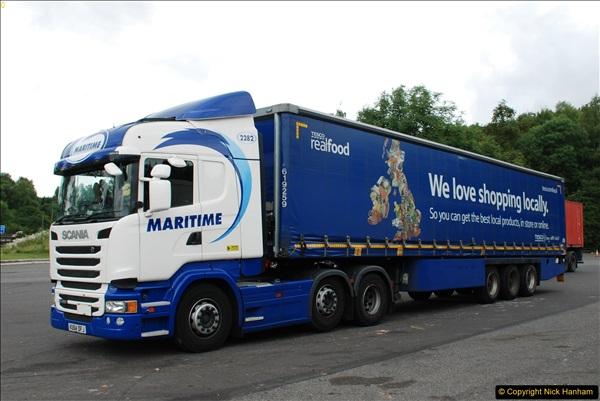2018-06-16 Rownhams Services M27.  (7)180