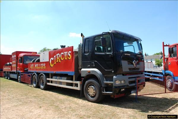2018-07-15 The Circus visits Alton, Hampshire.  (6)195