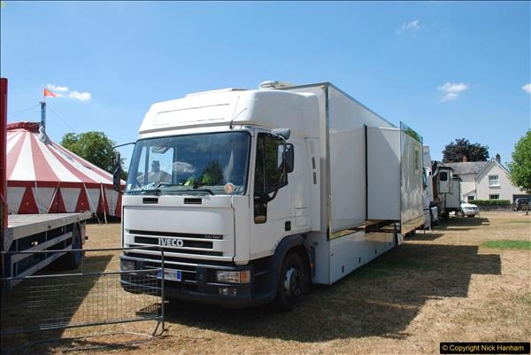 2018-07-15 The Circus visits Alton, Hampshire.  (9)198