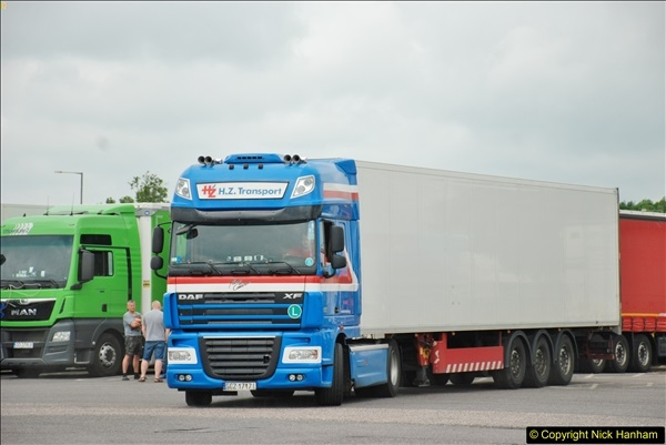 2018-06-01 Rugby Truck Stop, Watling Street, Clifton Upton Dunsmore, Rugby.  (13)137