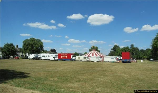 2018-07-15 The Circus visits Alton, Hampshire.  (1)190
