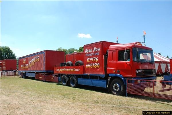 2018-07-15 The Circus visits Alton, Hampshire.  (5)194