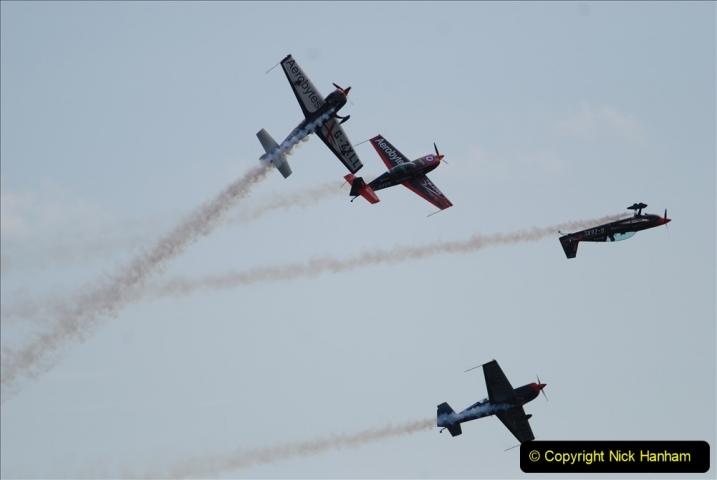 2019-08-30 Bournemouth Air Festival 2019. (101) The Blades. 101