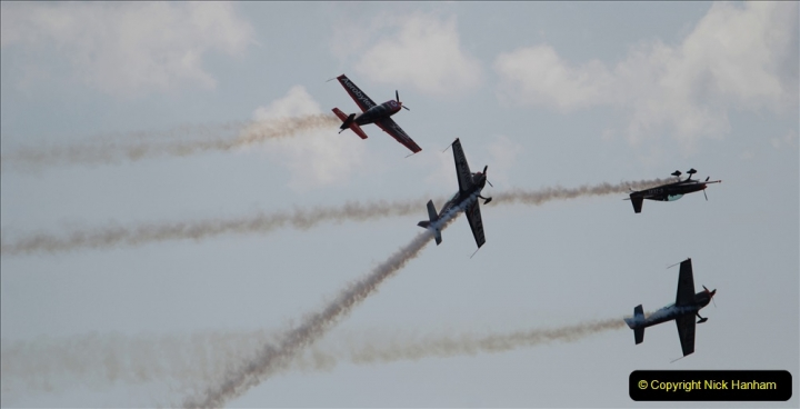 2019-08-30 Bournemouth Air Festival 2019. (102) The Blades. 102