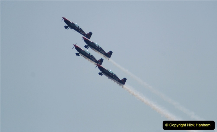 2019-08-30 Bournemouth Air Festival 2019. (103) The Blades. 103