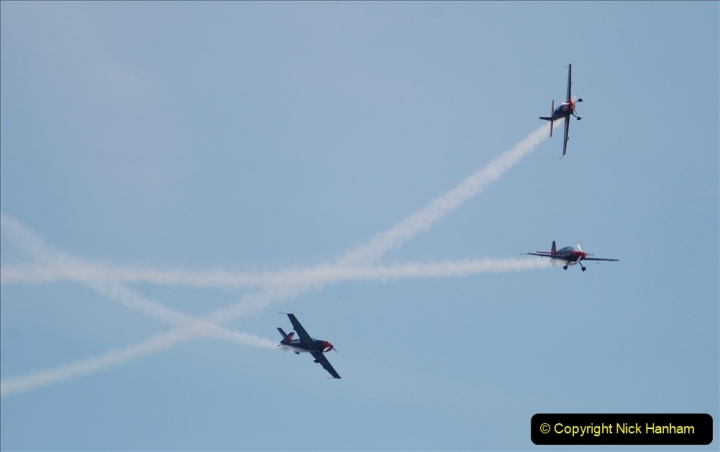 2019-08-30 Bournemouth Air Festival 2019. (110) The Blades. 110