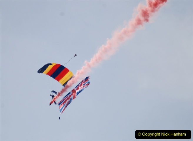 2019-08-30 Bournemouth Air Festival 2019. (24) Tigers Freefall Parachute Display Team. 024