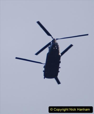 2019-08-30 Bournemouth Air Festival 2019. (272) Strikemaster Pair. RAF Chinook HC6A. 272