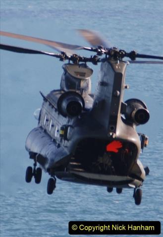 2019-08-30 Bournemouth Air Festival 2019. (306) Strikemaster Pair. RAF Chinook HC6A. 306