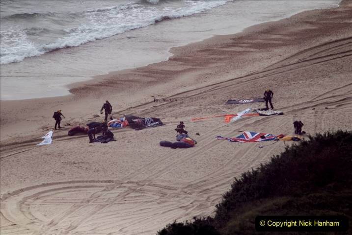 2019-08-30 Bournemouth Air Festival 2019. (32) Tigers Freefall Parachute Display Team. 032