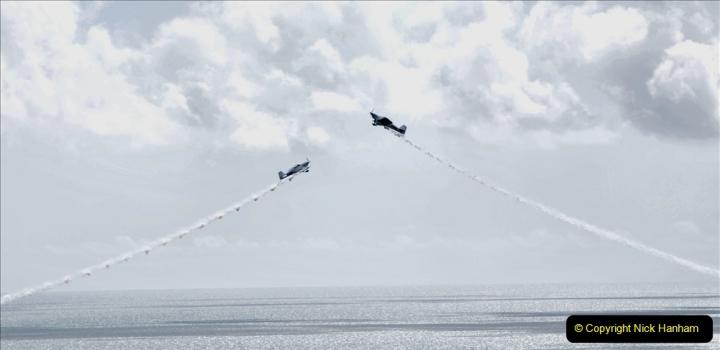2019-08-30 Bournemouth Air Festival 2019. (42) Fireflies Aerobatic Display Team. 042