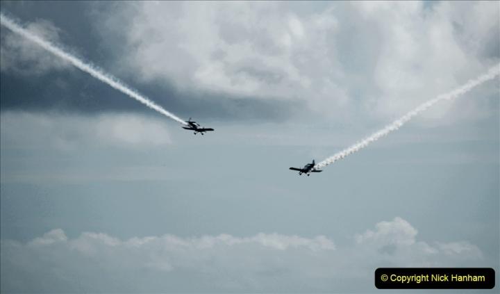 2019-08-30 Bournemouth Air Festival 2019. (48) Fireflies Aerobatic Display Team. 048