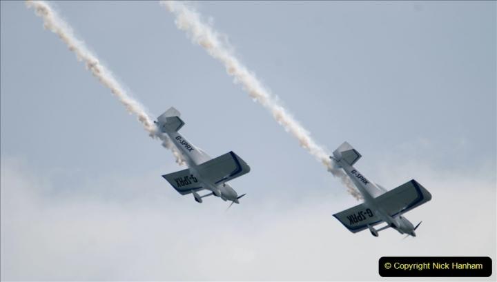 2019-08-30 Bournemouth Air Festival 2019. (53) Fireflies Aerobatic Display Team. 053