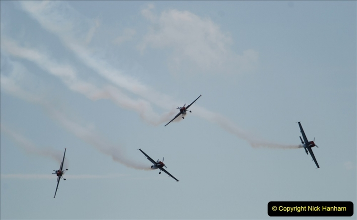 2019-08-30 Bournemouth Air Festival 2019. (83) The Blades. 083