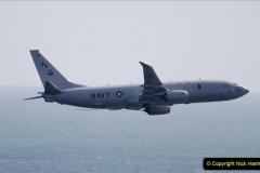 2019-08-30 Bournemouth Air Festival 2019. (154) US Navy P-8A Poseidon Surveillance Aircraft. 154
