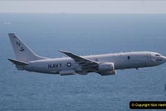 2019-08-30 Bournemouth Air Festival 2019. (156) US Navy P-8A Poseidon Surveillance Aircraft. 157