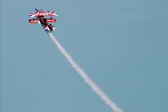 2019-08-30 Bournemouth Air Festival 2019. (237) Super Pitts Muscle Bi-Plane S2S G-EWIZ. 237