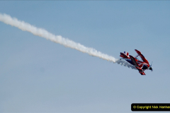 2019-08-30 Bournemouth Air Festival 2019. (242) Super Pitts Muscle Bi-Plane S2S G-EWIZ. 242