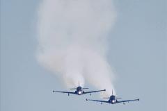 2019-08-30 Bournemouth Air Festival 2019. (264) Strikemaster Pair. 264