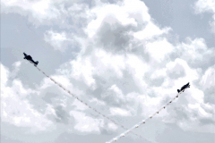 2019-08-30 Bournemouth Air Festival 2019. (43) Fireflies Aerobatic Display Team. 043