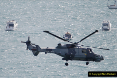 2019-08-30 Bournemouth Air Festival 2019. (58) Royal Navy Wildcat HMA2 Helicopter. 058
