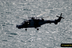 2019-08-30 Bournemouth Air Festival 2019. (61) Royal Navy Wildcat HMA2 Helicopter. 061