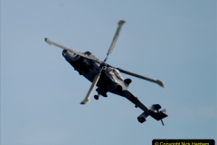 2019-08-30 Bournemouth Air Festival 2019. (62) Royal Navy Wildcat HMA2 Helicopter. 062