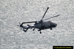 2019-08-30 Bournemouth Air Festival 2019. (69) Royal Navy Wildcat HMA2 Helicopter. 069
