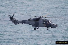 2019-08-30 Bournemouth Air Festival 2019. (77) Royal Navy Wildcat HMA2 Helicopter. 077