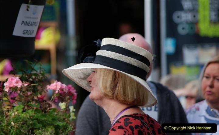 2019-09-07 Bridport Hat Festival. (100) 100