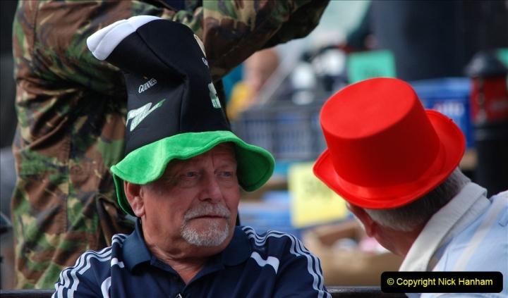 2019-09-07 Bridport Hat Festival. (101) 101