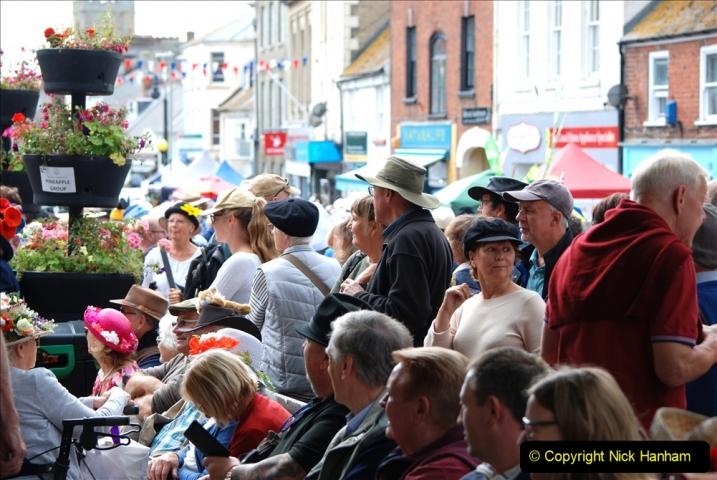 2019-09-07 Bridport Hat Festival. (113) 113