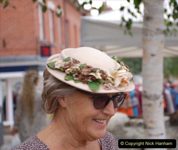 2019-09-07 Bridport Hat Festival. (114) 114