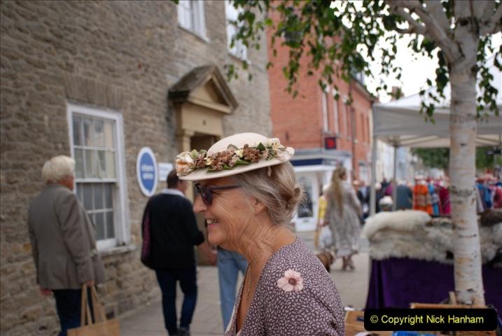 2019-09-07 Bridport Hat Festival. (115) 115