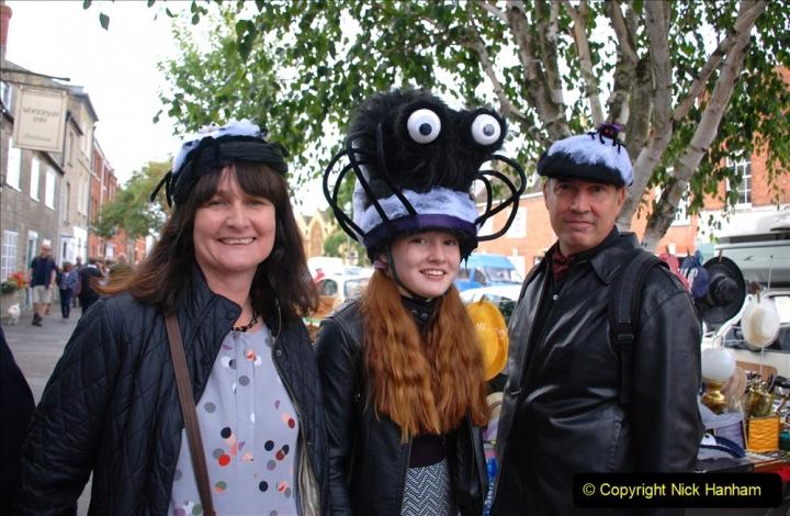 2019-09-07 Bridport Hat Festival. (118) 118