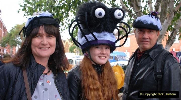 2019-09-07 Bridport Hat Festival. (119) 119