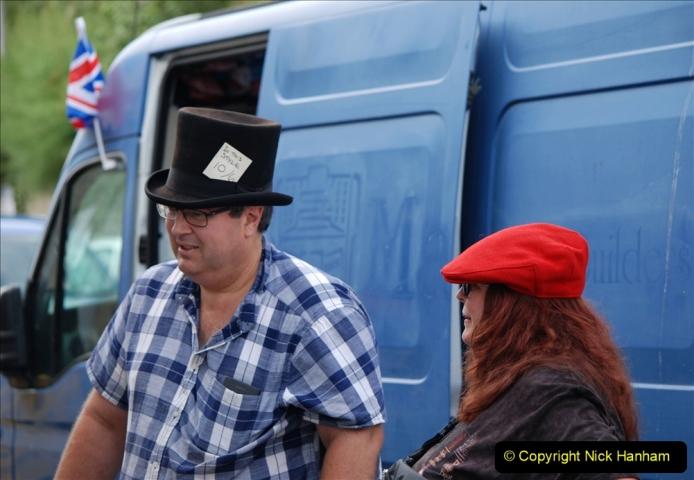 2019-09-07 Bridport Hat Festival. (132) 132