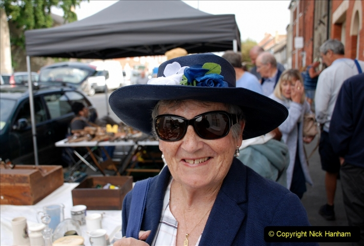 2019-09-07 Bridport Hat Festival. (137) 137