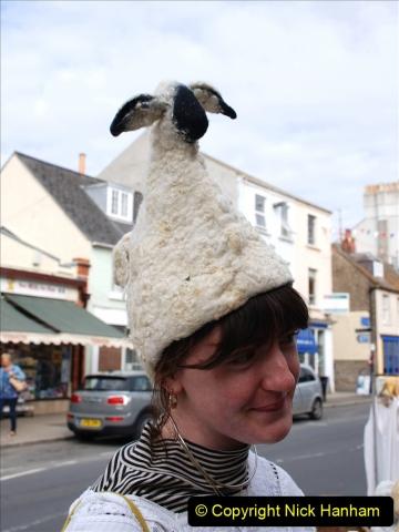 2019-09-07 Bridport Hat Festival. (157) 157