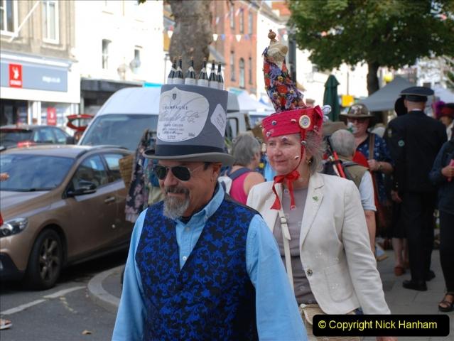 2019-09-07 Bridport Hat Festival. (161) 161