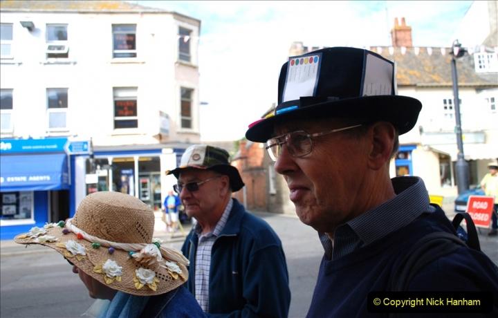 2019-09-07 Bridport Hat Festival. (164) 164