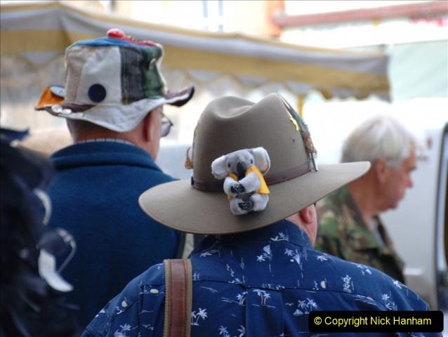 2019-09-07 Bridport Hat Festival. (166) 166