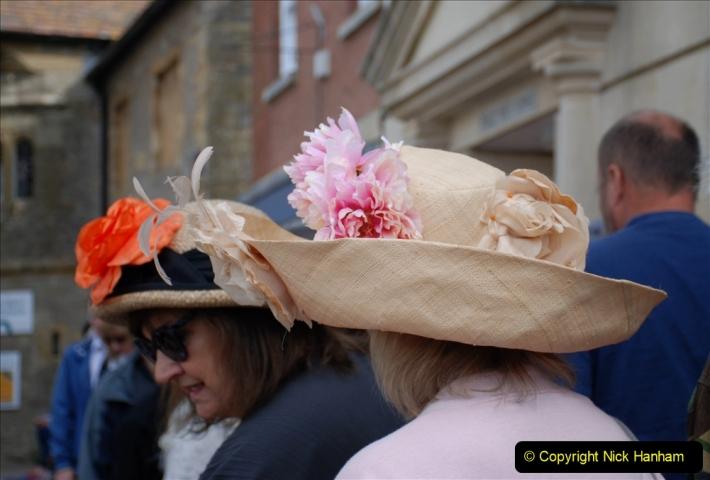 2019-09-07 Bridport Hat Festival. (168) 168