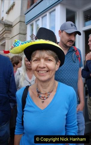 2019-09-07 Bridport Hat Festival. (169) 169