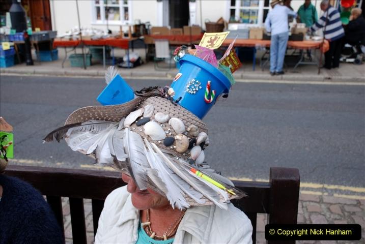 2019-09-07 Bridport Hat Festival. (17) 017