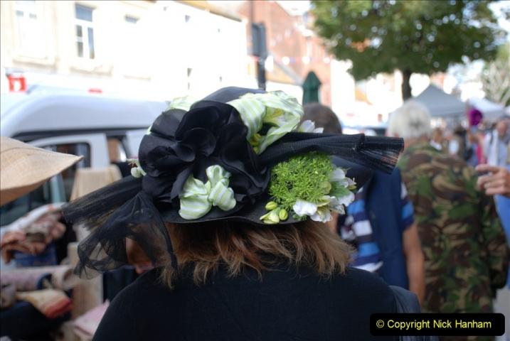 2019-09-07 Bridport Hat Festival. (170) 170