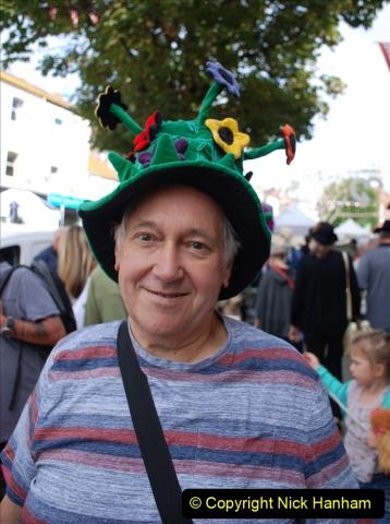 2019-09-07 Bridport Hat Festival. (174) 174