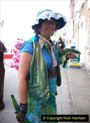 2019-09-07 Bridport Hat Festival. (180) 180