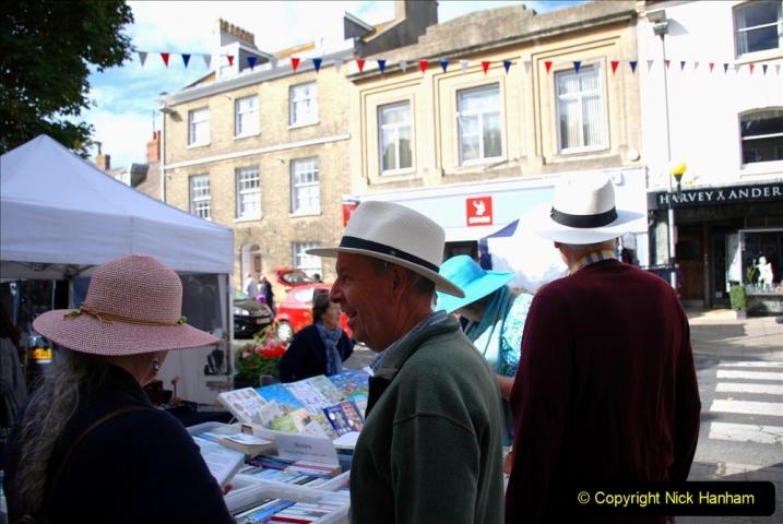2019-09-07 Bridport Hat Festival. (185) 185