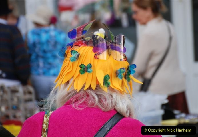 2019-09-07 Bridport Hat Festival. (186) 186